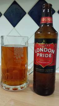 300 Beers #1 - Fuller's London Pride