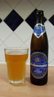 300 Beers #4 - Weihenstephan Hefe Weissbier