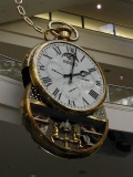 Giant Fob Watch