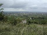 Overlooking Bergerac