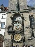 Astrological or Astronomical Clock, Prague