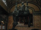 Suspended Statue, Prague